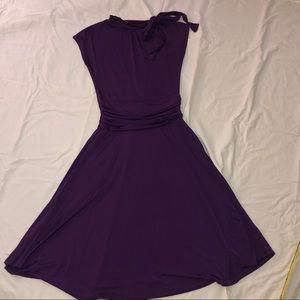Purple ModCloth dress 💜